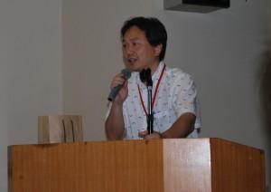 笠松浩樹先生