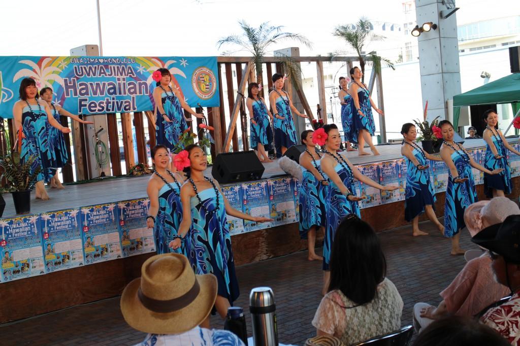 宇和島Hawaiianフェスティバル(大)