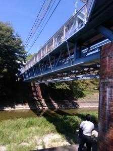 石手川橋梁